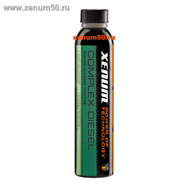 COMPLEX DIESEL SYSTEM CLEANER ADDITIVE 300 мл